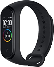Xiaomi Mi Band 4 Activity Bracelet, Fitness Tracker Heart Rate Monitor, Activity Monitors, Smartwatch Bracelet with 0.95 Col