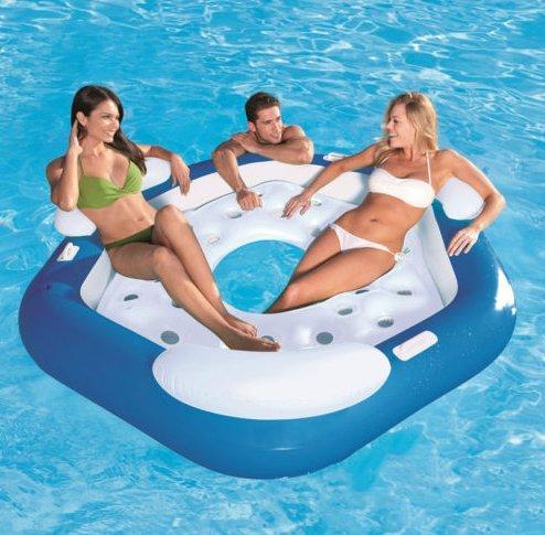 Gr-tech strumento® sedia a sdraio lettino piscina acqua galleggiante letto nuovo 2016miglior prezzo sportivi