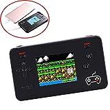 HK Mini-Mobile-Spielekonsole, Mobile Power-Kombination, FC-Spielekonsole, 188 FC-Retro-Spiele, Geeignet für Erwachsene und Kinder