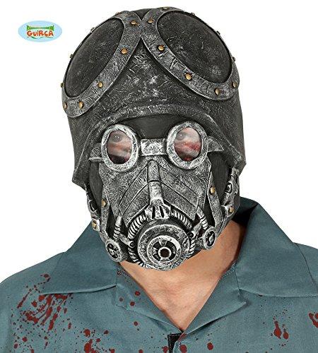 Máscara apocalíptica de látex