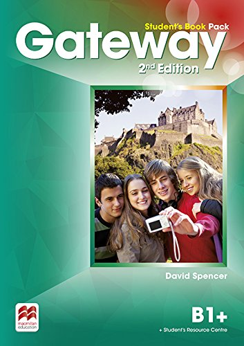 Gateway 2nd Edition B1 Students Book Pac