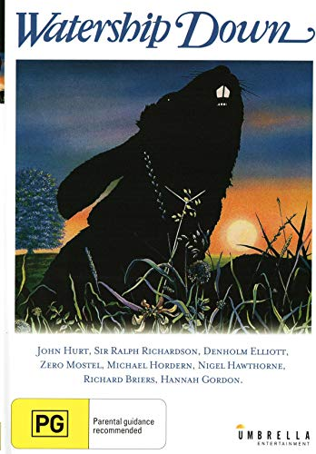 WATERSHIP DOWN (1978) - WATERSHIP DOWN (1978) (1 DVD)
