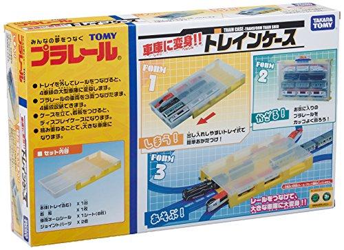 Train Case (Transform Train Garage)