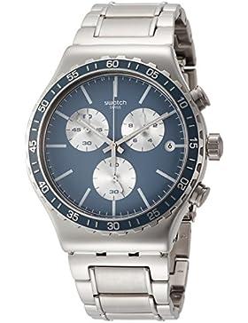 Swatch Herren-Armbanduhr YVS438G