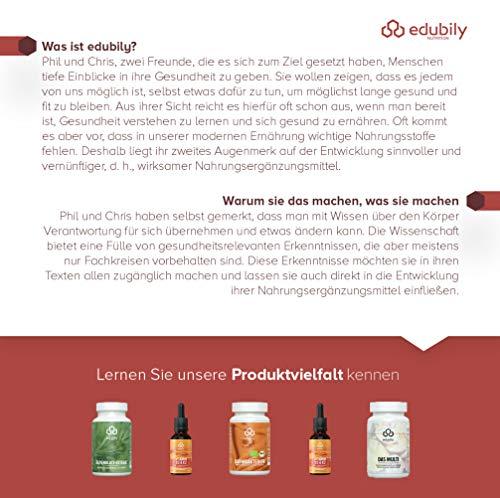 Vitamin A Tropfen als Retinol • 400 I.E. Retinylpalmitat pro Tropfen – 2000 I.E. pro Tagesdosis • In MCT-Öl gelöst • 620 Tropfen • Allergenfrei • Vegan • Mit Pipette - 6