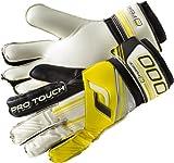 Pro Touch Herren Force 1000 Torwart-Handschuhe, Gelb, 8