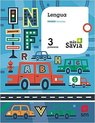 #10: Lengua. 3 Primaria. Más Savia