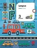 Lengua. 3 Primaria. Más Savia