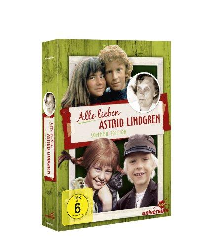 Spielfilm (in der Alle lieben Astrid Lindgren - Sommer-Edition (5 DVDs))
