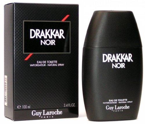 Profumo Uomo DRAKKAR NOIR di Guy Laroche 100ml o 200ml fragranza per uomini. , 100ml.)