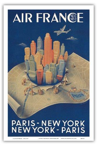 paris-new-york-new-york-paris-air-france-vintage-airline-travel-poster-by-alphonse-dehedin-c1950-bea