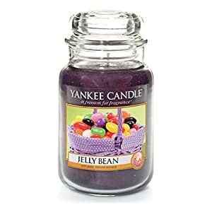 Yankee candle 1328759e jelly bean bougie grande jarre for Meuble yankee candle