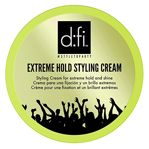 D:FI EXTREME HOLD STYLING CREAM  Haarstylingcreme Extremer Halt und Glanz, 75g - Extreme Hold Styling Gel