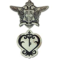 Black Butler Pin Set
