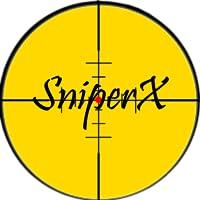 SniperX Zielfernrohr