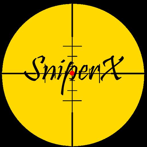 SniperX Zielfernrohr (Deutsche Zielfernrohre)