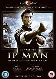 IP MAN (Single Disc version) [DVD] [UK Import]