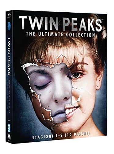 twin peaks - i segreti di twin peaks - serie completa - stagione 01-02 (10 blu-ray) box set