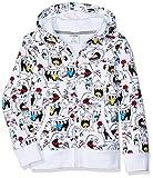 Amazon Brand - Spotted Zebra Boy's Zip-up Fleece Hoodie Hooded Sweatshirt