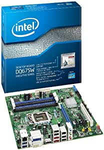 Intel Desktop Board DQ67SW Executive Series - Motherboard - micro ATX - LGA1155 Socket - Q67 - USB 3.0 FireWire - Gigabit Ethernet - onboard graphics CPU required - HD Audio 8-channel
