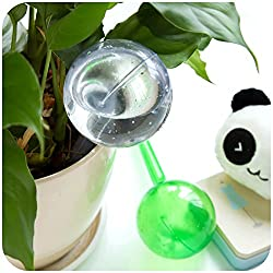 Sellify Green : 5040A imitation glass ball automatic sprinkler lazy water dispenser drip