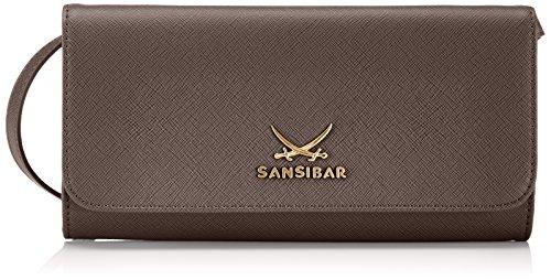 Sansibar - Sansibar Chic, Frizione da donna Marrone (chocolate)