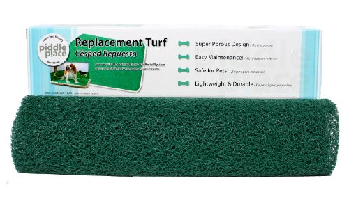PetSafe Piddle Place Replacement Turf, Toilet Training, Anti Odour 5