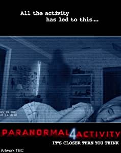 Paranormal Actvity 4 [DVD]