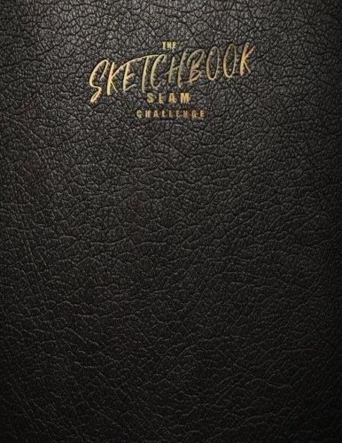 Sketchbook Slam Challenge: Sketchbook- Large por Holly Brown