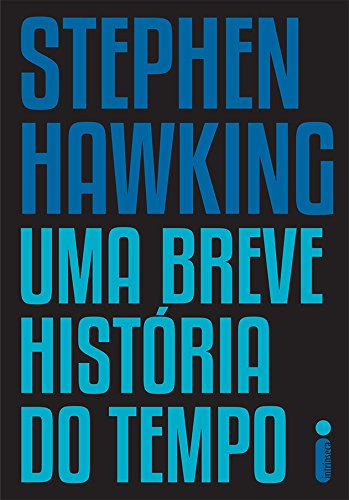 Buchcover Uma Breve História do Tempo (Em Portuguese do Brasil)
