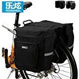 Generic Blue white pattern : ROSWHEEL Ciclismo 30L Cycling Bag Bike Bicycle Double