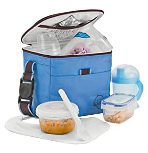 Baby Polar Gear  Little Ones Lunch food bag (Blue)