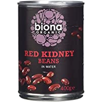 Biona Organic Red Kidney Beans 400 g (order 6 for trade outer)
