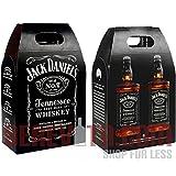 Jack Daniels old No. 7 Black Label Whiskey Twinpack