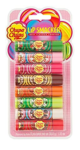 Lip Smacker Chupa Chups Party Pack Coffret Cadeau Baume à