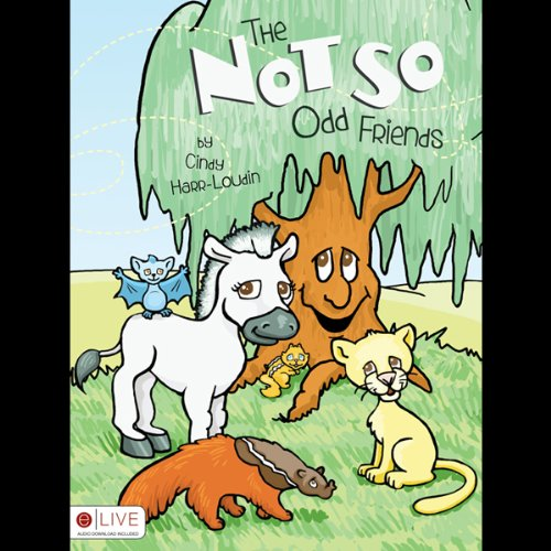 The Not So Odd Friends  Audiolibri