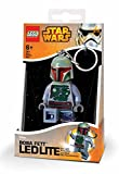 Lego Star Wars Mini-Taschenlampe Boba Fett [Edizione: Germania]