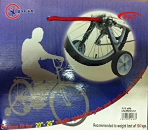 "Adult Bike Stabilisers - Fit 20"" To 26"" Wheels"