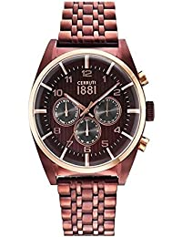 Reloj Cerruti para Hombre CRA109SBZR12MBZ
