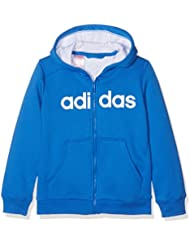 adidas Jungen Hoodie Brushed Essentials Linear