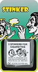 Idea Regalo - 5 puzzolenti spezzoni di sigarette - Ripieno esplosiva per il fumo - Stinkers