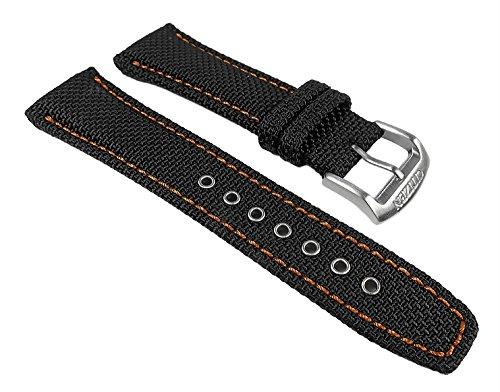 citizen-men-oxy-ersatzband-uhrenarmband-leder-textil-band-schwarz-22mm-fr-an3440-11e