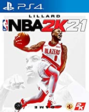 NBA 2K21 - Bonus* :5000 VC, 2 MyTEAM Promo Packs
