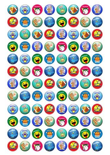 Edurite Combo Worksheets (Bundle) for UKG (KG 2) and Montessori (4-5 yrs) - Set of 4 Books (Mathematics, English and General Awareness And Hindi)
