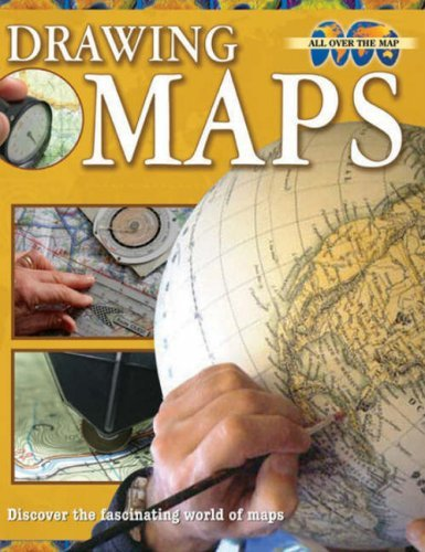 Drawing Maps (All Over the Map) by Kate Torpie (2008-09-01)