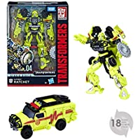 Transformers Studio Series Ratchet Color Amarillo Hasbro E0744ES0