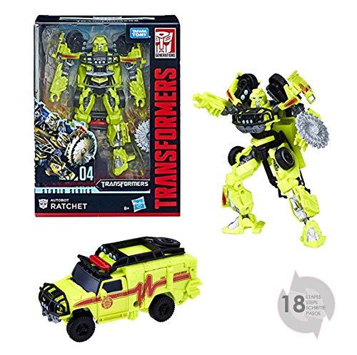 Transformers - Generation Studio Series Deluxe Ratchet...
