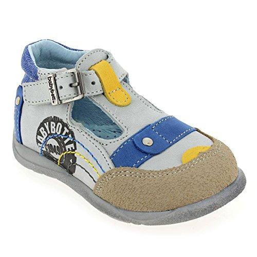 Babybotte ,  Scarpe primi passi bambino grigio grigio for children, grigio (grigio), 18