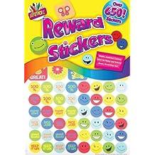 Art Box Reward Stickers
