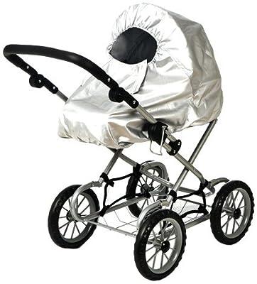 Brio 24890599 - Cubierta impermeable para cochecito de muñecas por Brio